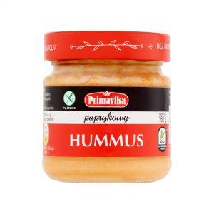 humus zdrowa żywność